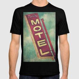 Paradise Motel Sign T-shirt