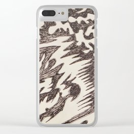 I Summon Magic Into My Life Clear iPhone Case