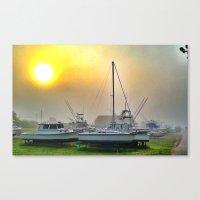 eternal sunshine Canvas Prints featuring Eternal Sunshine... by Juice-Ica