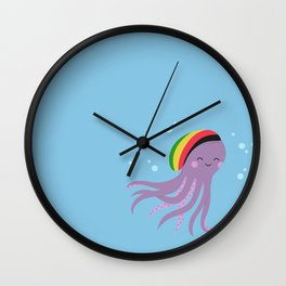 Rastapus Wall Clock