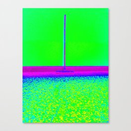 """Broom3"" Canvas Print"