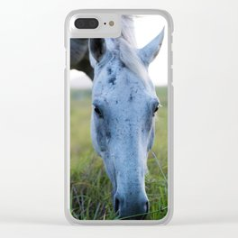 Bluey I Clear iPhone Case
