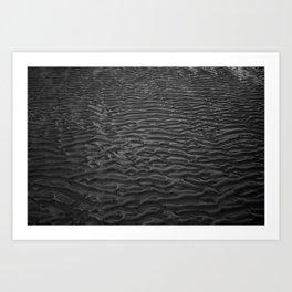 Boracay Ripples Art Print