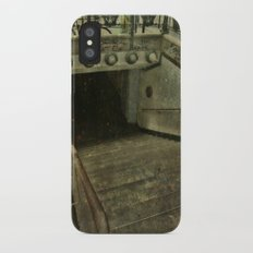 Down into Darkness iPhone X Slim Case