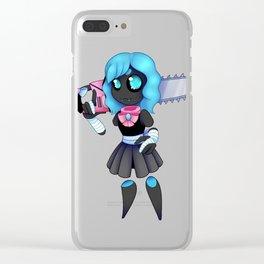 Chibi Candy Clear iPhone Case
