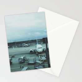 early flight Stationery Cards