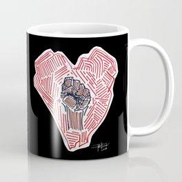 Untitled (Heart Fist) Coffee Mug