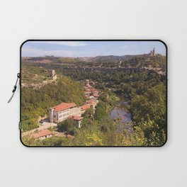 Tsarevets, Veliko Tarnovo, Bulgaria Laptop Sleeve
