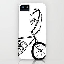 Schwinn Stingray Bicycle iPhone Case