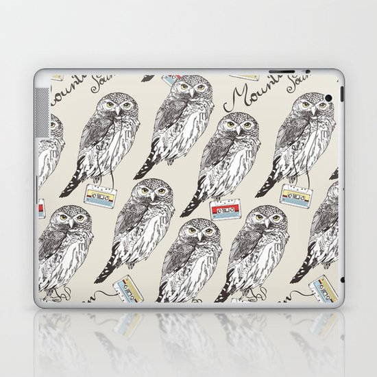 UP ALL NIGHT Laptop & iPad Skin