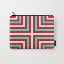 Christmas Chevrons RTW Carry-All Pouch
