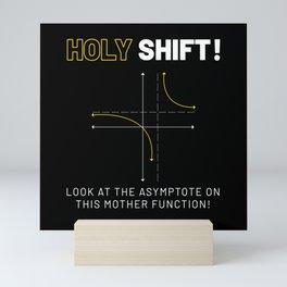 Holy Shift Math Physics Math Mini Art Print