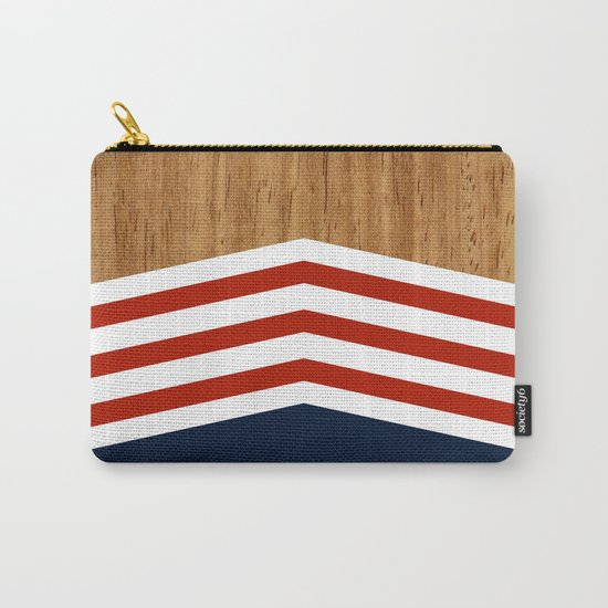 Vintage Rower Ver. 3 Carry-All Pouch