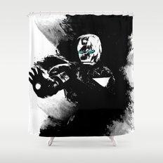 Iron Man: Shadow Edition  Shower Curtain