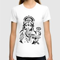 ganesh T-shirts featuring Ganesh by ShivaR