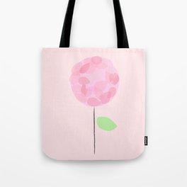 Flower Pink Tote Bag
