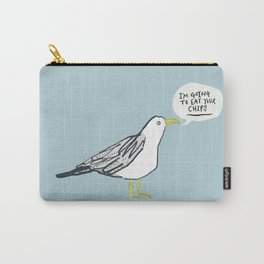 Greedy Gulls Carry-All Pouch