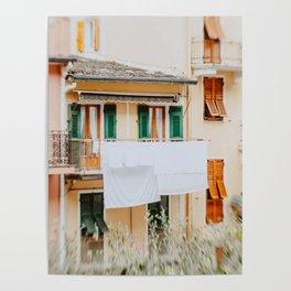 Manarola, Cinque Terre VIII Poster