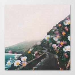Irish Roads Canvas Print