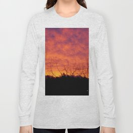 Red Skies Long Sleeve T-shirt