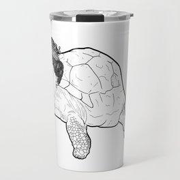 Queen Tortoise Travel Mug