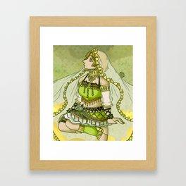 Hanayo Koizumi print Framed Art Print