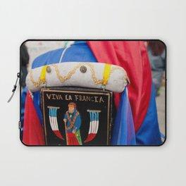 Viva la Francia Laptop Sleeve