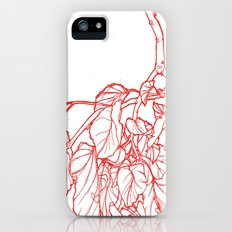 Red Branch Slim Case iPhone (5, 5s)