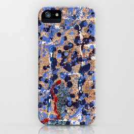 Germanic nightmare  iPhone Case