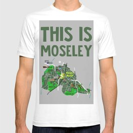 This is Moseley T-shirt