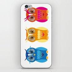 Sad, Happy, Angry iPhone & iPod Skin