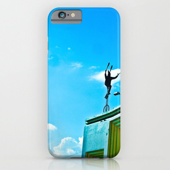 THE WIND AND THE BALANCE iPhone & iPod Case