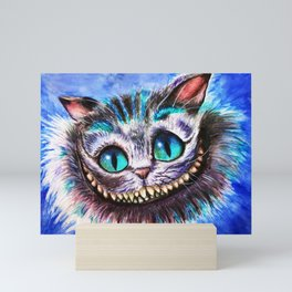 Cheshire Mini Art Print