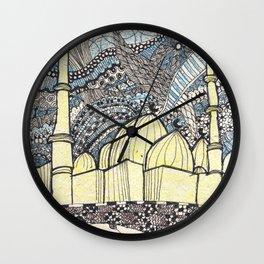 mosque Wall Clock