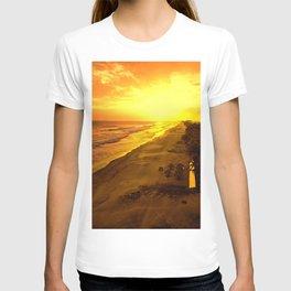 Goodbyecation T-shirt