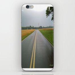 Drakes Creek Rd. iPhone Skin