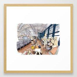 Lobbs Framed Art Print