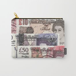 Cartoon Cash 2 Carry-All Pouch