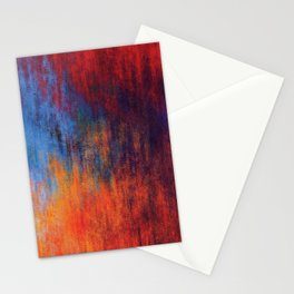 Hell Flame Stationery Cards