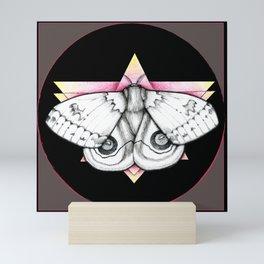 Automeris io - Io Moth Mini Art Print