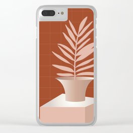 Lola Pot #2 Clear iPhone Case