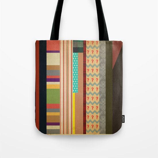 The Doctors Tote Bag