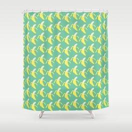 BA-Nanas! Shower Curtain