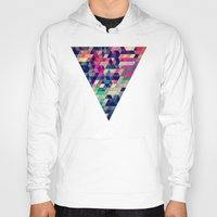 shapes Hoodies featuring Atym by Spires