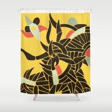 - firemaster - Shower Curtain