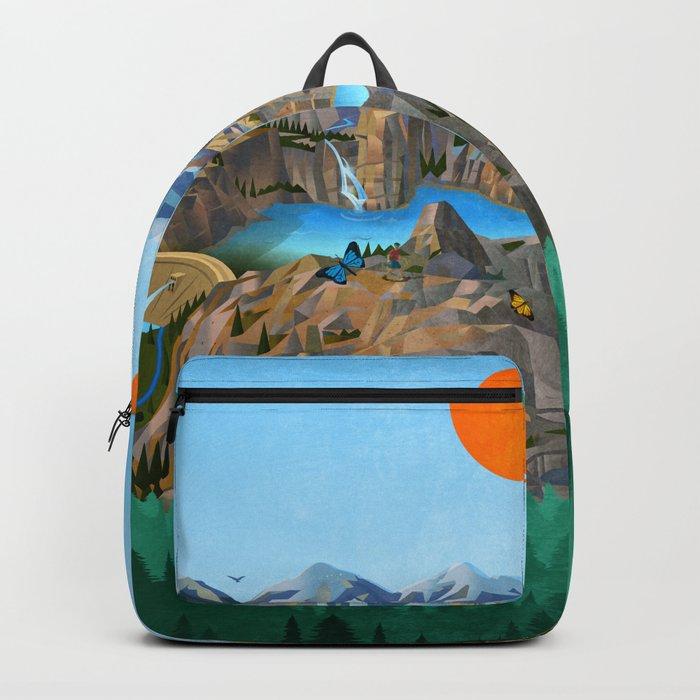 ROAD TRIP VII Backpack