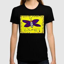 moth cocoon T-shirt