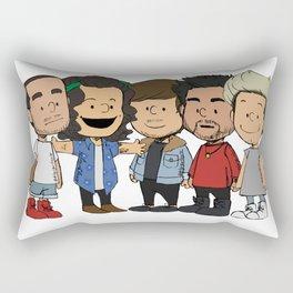 Schulz 1D Rectangular Pillow