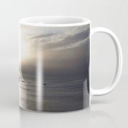 Watercolor Sunset, St John 06, USVI Coffee Mug