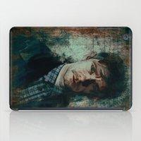 emma watson iPad Cases featuring Watson by Sirenphotos